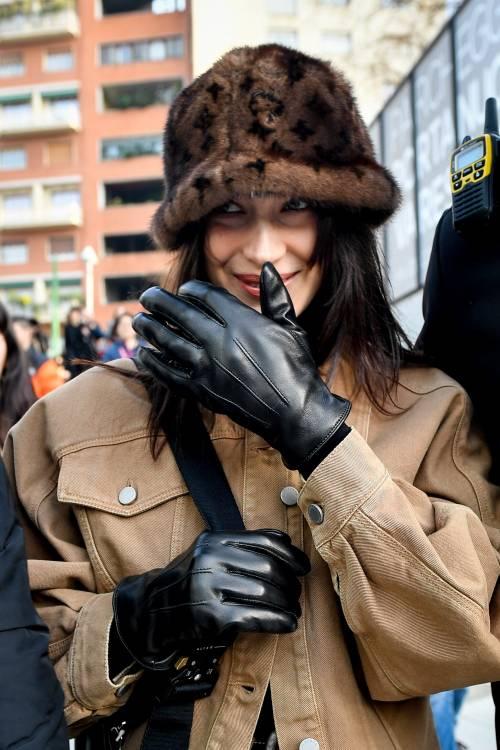 Bella Hadid hot per Bulgari: foto 11