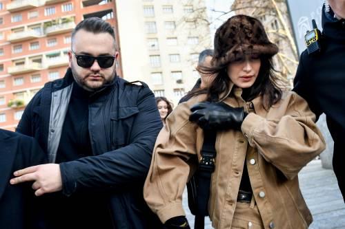 Bella Hadid hot per Bulgari: foto 15