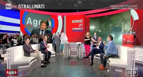Tav, rissa tv tra Mulè e Licheri, Centinaio: