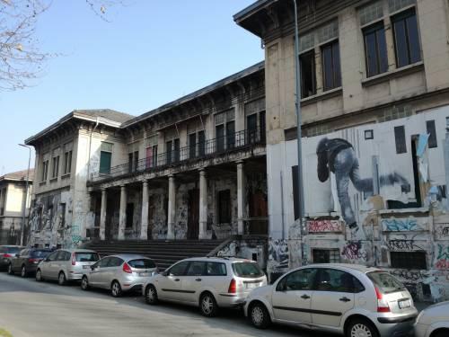 """Milano, il """"tour"""" dei centri sociali 3"""