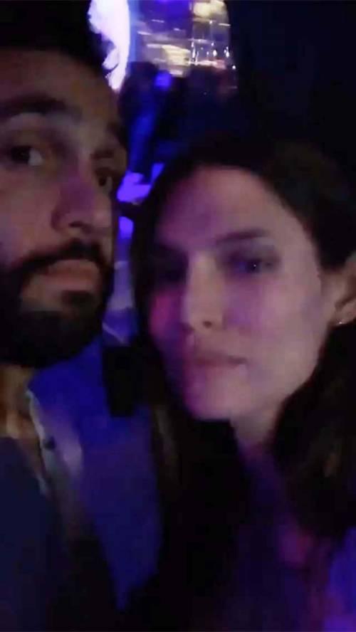 Bianca Balti alle sfilate milanesi con il nuovo misterioso fidanzato 1