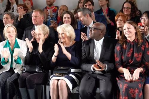Camilla alla London Fashion Week 4