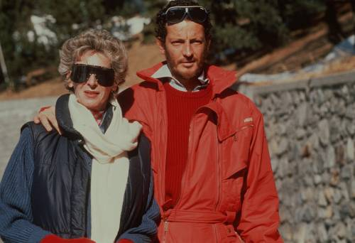 Chi era Marella Agnelli, la moglie dell'Avvocato 7