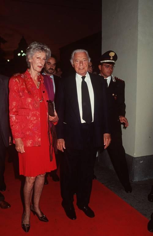Chi era Marella Agnelli, la moglie dell'Avvocato 2