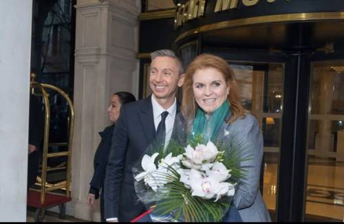 Gianluca Mech e Sara Ferguson insieme per un grande progetto