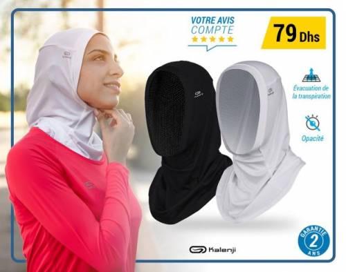 Francia, proteste per il velo islamico da corsa: Decathlon lo ritira
