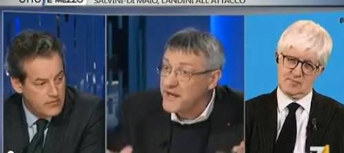 Maurizio Landini rivela il suo stipendio in diretta: ecco il suo stipendio