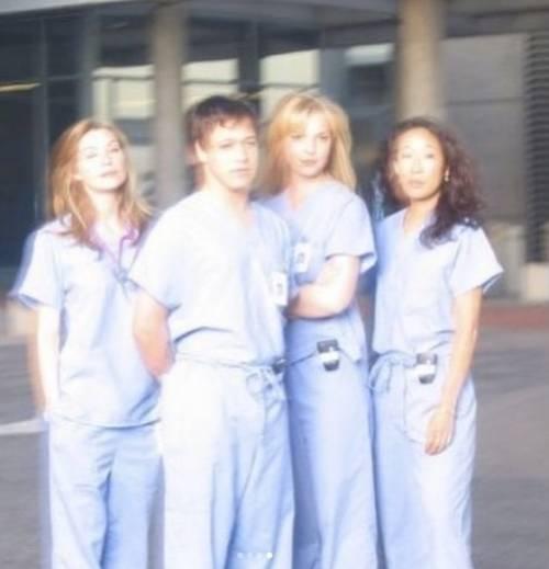 Grey's Anatomy entra nella storia e supera E.R.