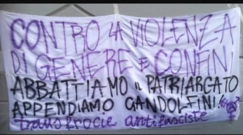 """Firenze, i centri sociali contro Gandolfini: """"Appendiamolo"""""""