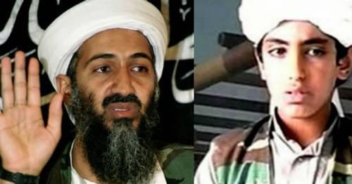 Bin Laden figlio, gli Stati Uniti mettono taglia da un milione di dollari
