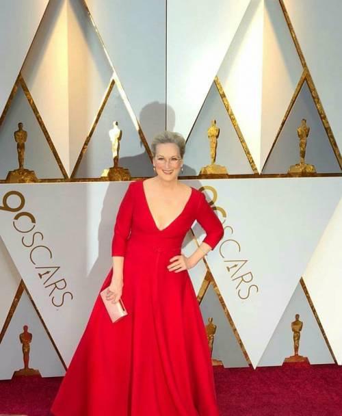 Meryl Streep è diventata nonna per la prima volta