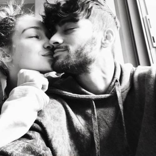 Zayn Malik fa un nuova dichiarazione d'amore per Gigi Hadid
