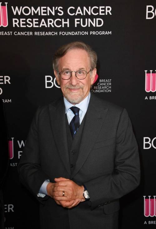 La figlia di Steven Spielberg arrestata per violenza domestica