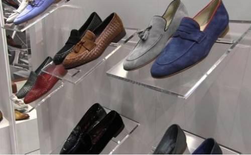 Made in Italy, calzature e moda in mostra a Almaty e Kiev