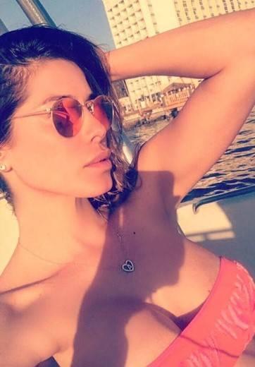 Aida Yespica, i selfie più sexy 7