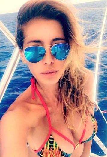 Aida Yespica, i selfie più sexy 5