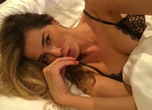 Aida Yespica, i selfie più sexy 3