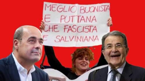 La sinistra e i 3 fattori anti-Salvini