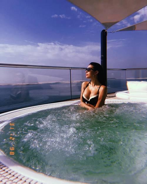 Georgina Rodriguez incanta su Instagram: gli scatti di lady CR7 6