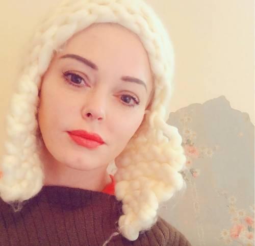 Rose McGowan, le foto dell'attrice 2