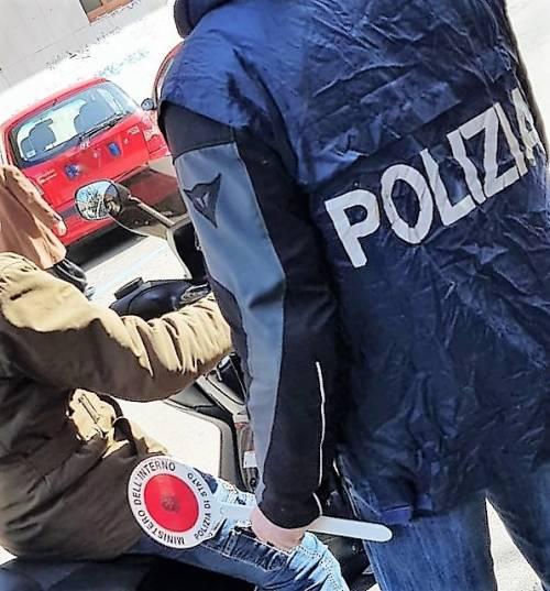 Palermo, nigeriano spacciava in bici. Arrestato dai Falchi della squadra mobile