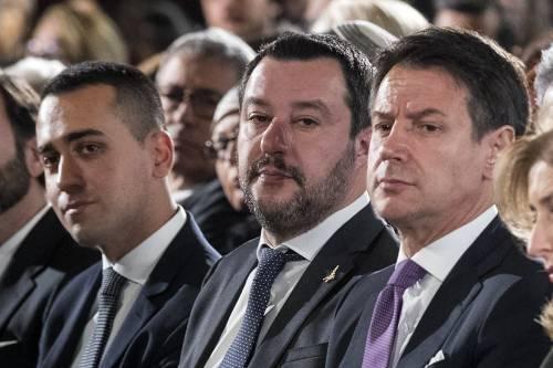 Conte e Salvini i più amati dagli italiani: Meloni boom