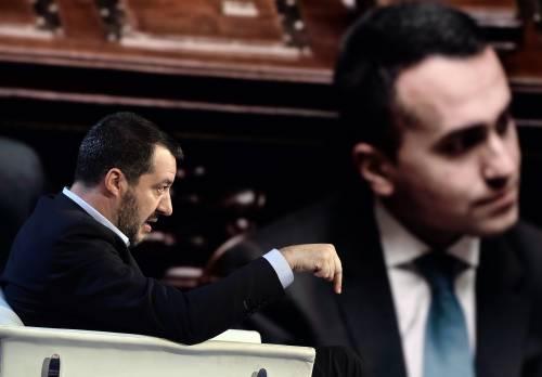 Diciotti, ricatto M5S a Salvini: se si fa la Tav, vai a processo