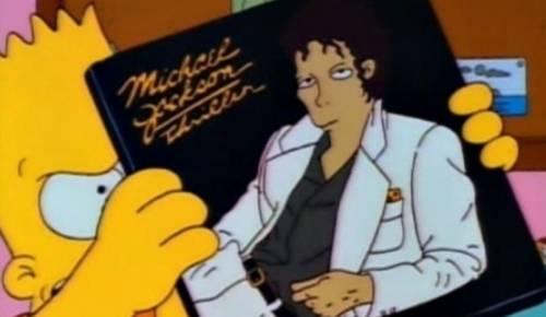 I Simpson cancellano l'episodio con Michael Jackson