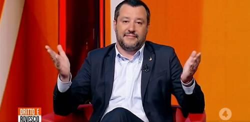 """Salvini: """"L'utero in affitto è squallido"""""""
