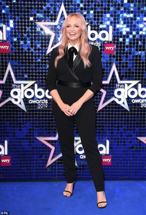 Emma Bunton ai Global Awards fa coming out?