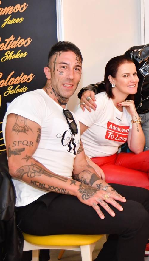 Simone Coccia Colaiuta beccato con la sorella di Ronaldo 3