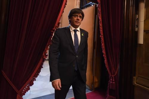 Ora Puigdemont si candida al parlamento europeo