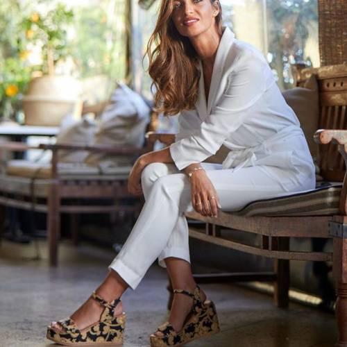Lady Casillas amata sui social: gli scatti di Sara Carbonero 5