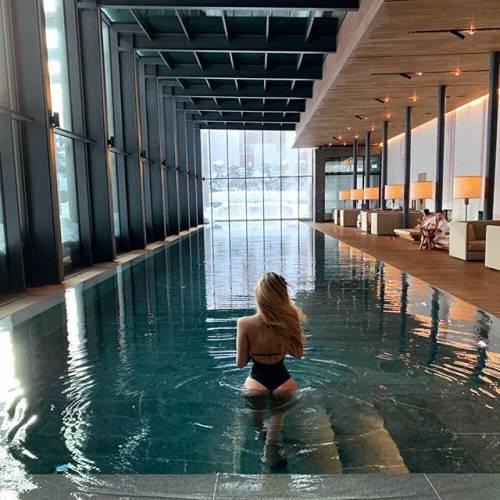 Lady Skriniar incanta su Instagram: gli scatti della sexy Barbora 8