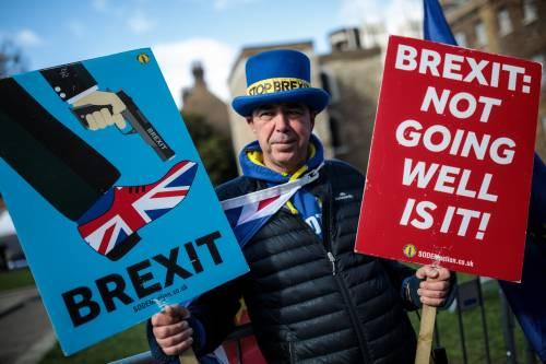 La Brexit verso il rinvio al 30 giugno