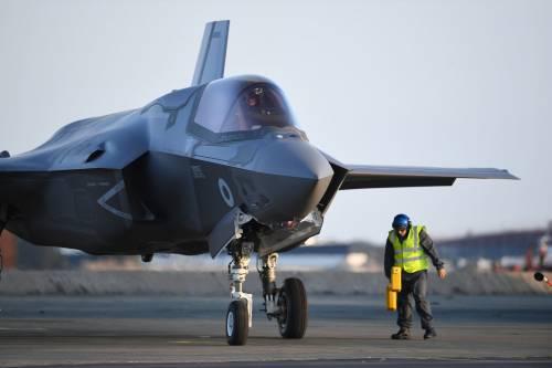 F-35 scomparso nel Pacifico: è scontro tra Usa e Giappone