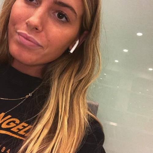 Daniela, quanto seguito su Instagram : gli scatti della figlia di Luis Figo 5