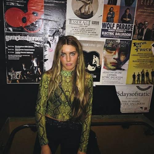 Daniela, quanto seguito su Instagram : gli scatti della figlia di Luis Figo 11