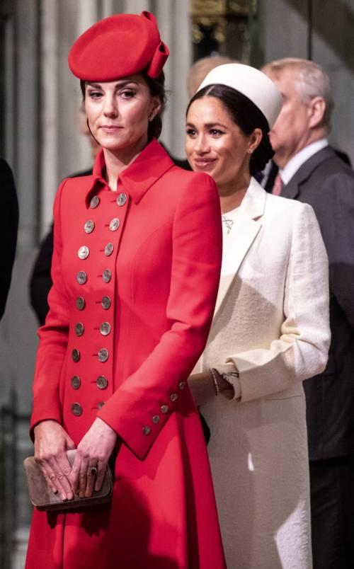 Kate Middleton e Meghan Markle, le foto delle duchesse 6
