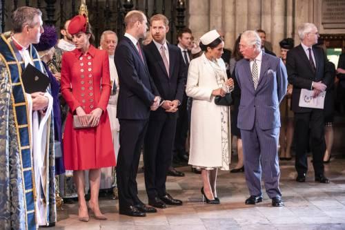 Kate Middleton e Meghan Markle, le foto delle duchesse 7