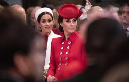 Kate Middleton e Meghan Markle, le foto delle duchesse 8