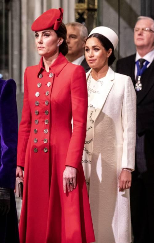 Kate Middleton e Meghan Markle, le foto delle duchesse 9