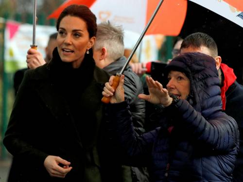Kate Middleton e Meghan Markle, le foto delle duchesse 1