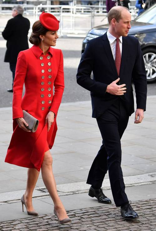 Kate Middleton e Meghan Markle, le foto delle duchesse 3