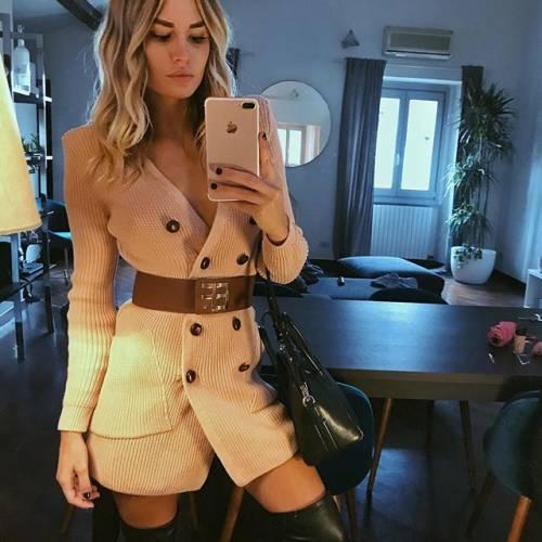 Nicole Confortin da urlo su Instagram: gli scatti di lady Pinamonti 8