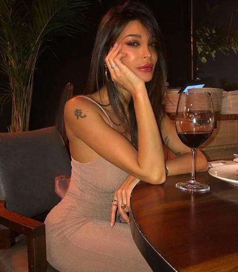 Cristina Buccino siparietti hot in vacanza alle Maldive 11