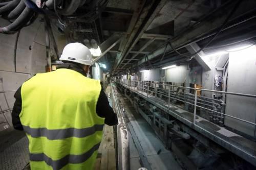 I lavori del tunnel del Brennero corrono velocemente e senza polemiche. Ecco perché