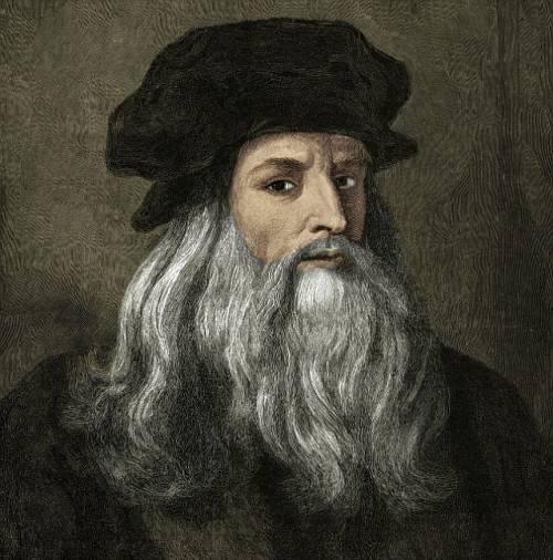 Leonardo da Vinci ha 500 anni e ancora molte cose da fare