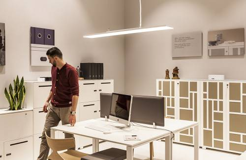 """L'area di lavoro è """"liquida"""" e smart: Workplace 3.0 svela i nuovi canoni dell'ufficio contemporaneo"""