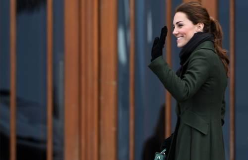 Kate Middleton: la duchessa di Cambridge in foto 4